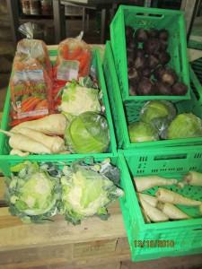 Gemüse der Bio-Börde GbR